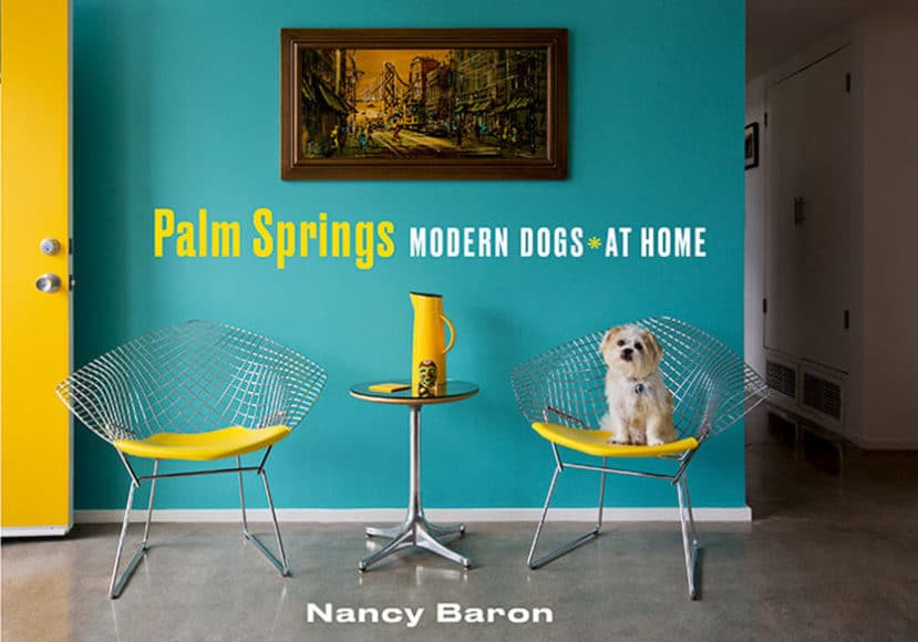 """Palm Springs. Modern Dogs at Home"", Verlag Schiffer, 54 Farbfotos, 128 Seiten, Preis: 24,99 US-Dollar."