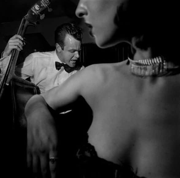 Larry Fink, GQ Party, August 1997 | © Larry Fink - Curtesy Galerie Bene Taschen