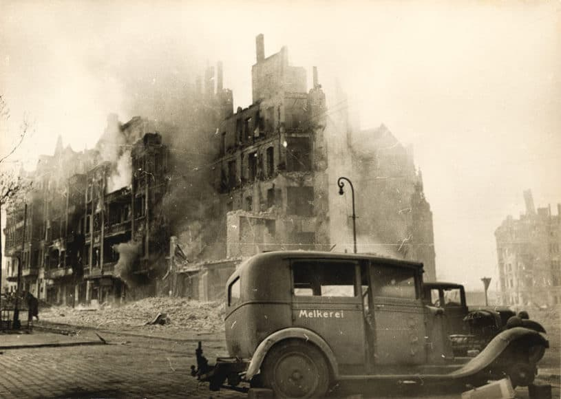 Berlin 1945 | © Sammlung Benita Suchodrev - privat