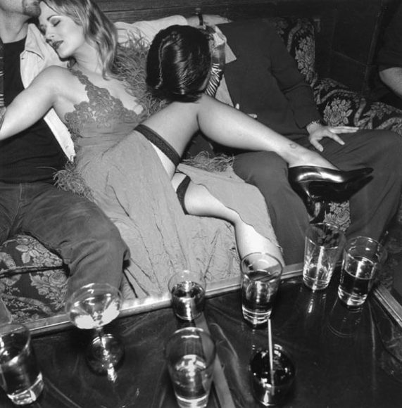 Larry Fink, Stag Party, March 1994 | © Larry Fink - Courtesy Galerie Bene Taschen