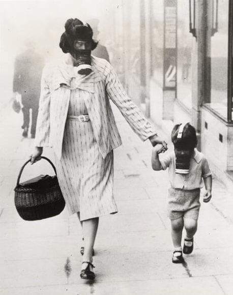 London 1941 | © Sammlung Benita Suchodrev - privat