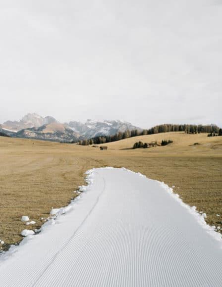 """VGH-Fotopreis 2020: """"Schnee von morgen"""" von Elias Holzknecht"""