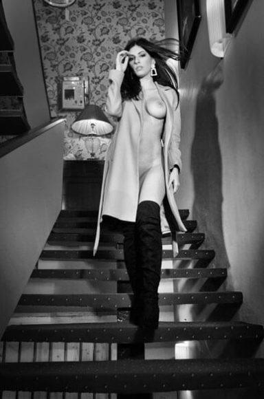 November: Jaqueline Scheurer german playmate by © Manfred Baumann