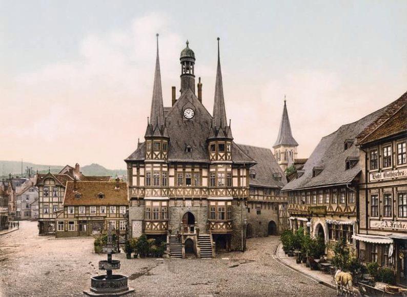 Wernigerode, Rathaus / © Collection Marc Walter und TASCHEN