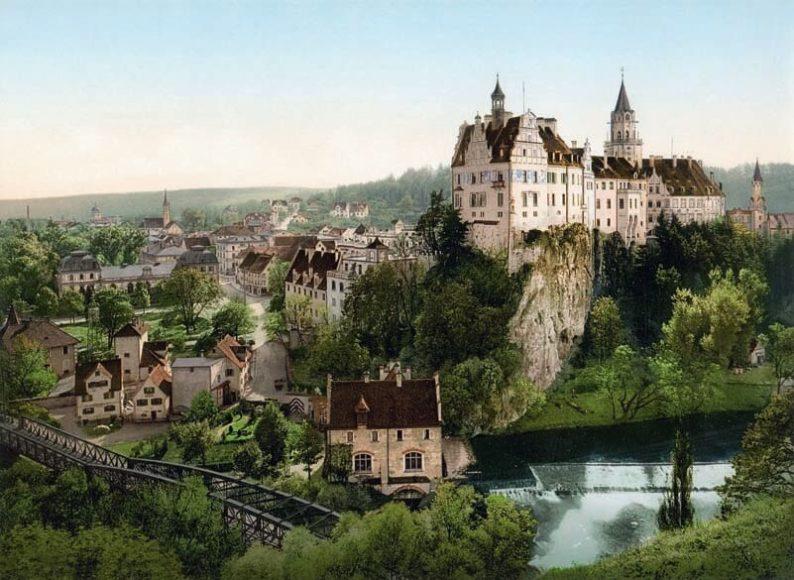 Schloss Sigmaringen / © Collection Marc Walter und TASCHEN