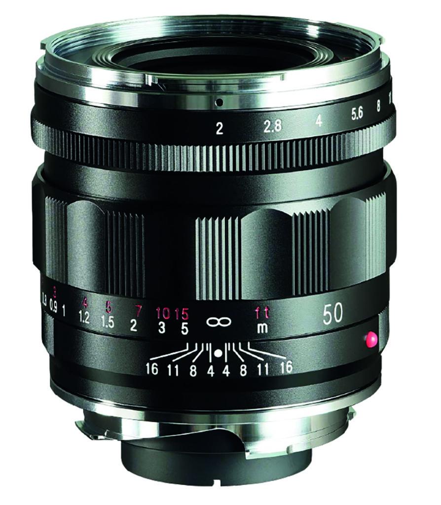 Voigtländer 2/50mm APO-Lanthar VM