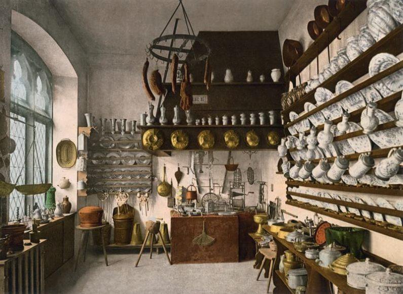 Germanisches Nationalmuseum, alte deutsche Küche / © Collection Marc Walter und TASCHEN