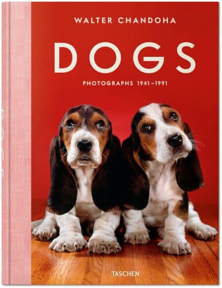 Walter Chandoha. Dogs. Photographs, 1941–1991. Walter Chandoha, Reuel Golden Hardcover, 23,7 x 31,6 cm, 2,32 kg, 296 Seiten ISBN 978-3-8365-8429-6 (Deutsch, Englisch, Französisch) 40 Euro