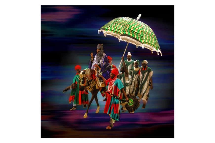 Emperors Clothes from the Ade Adekola Boxset