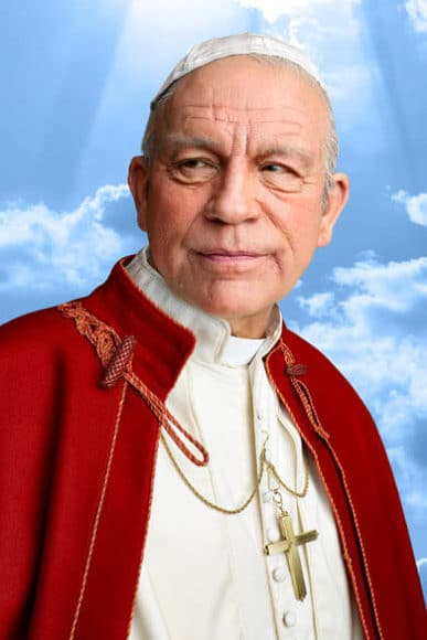 Pope John Paul from the Sandro Miller Boxset