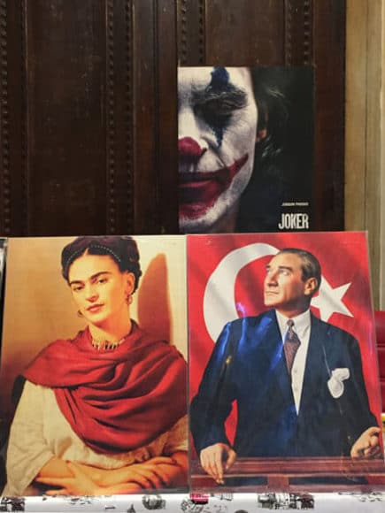 "© Mine Dal, ""Everybody's Atatürk"", Edition Patrick Frey, 2020"