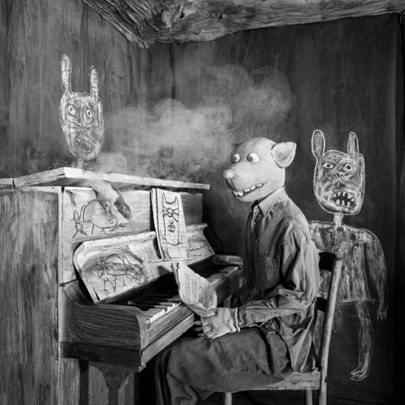 Smoked Out, 2020 / © Roger Ballen