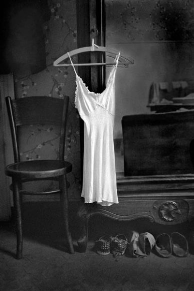 © René Groebli, Vest, from the series The Eye of Love, Paris, 1952.