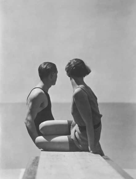 George Hoyningen-Huene, The Divers, Swimwear by Izod, 1930, © George Hoyningen-Huene Estate Archives.