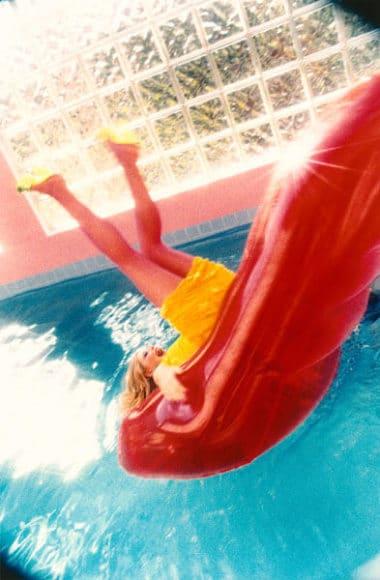 The Splash, Olga, Miami, November 1999, © Esther Haase.