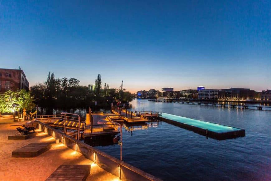 Ort der Berlin Photo Week: An der Spree, © Markus Nass.