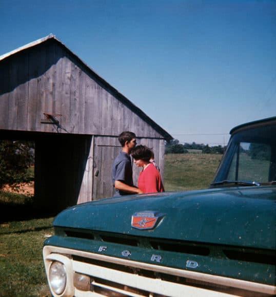 Backyard, 1966.