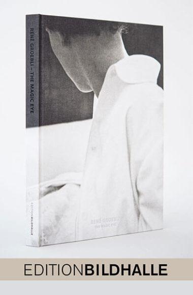 """Das signierte Buch """"The Magic Eye"""" kann über die Bildhalle bestellt werden. www.bildhalle.nl"""