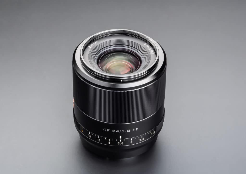 Viltrox FE 1,8/24 mm