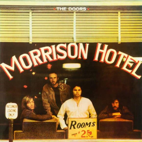 artist: The Doors | title: Morrison Hotel | year: 1970 | label: Elektra.