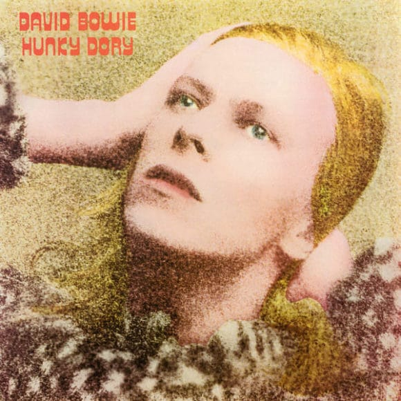 artist: David Bowie | title: Hunky Dory | year: 1971 | label: RCA.