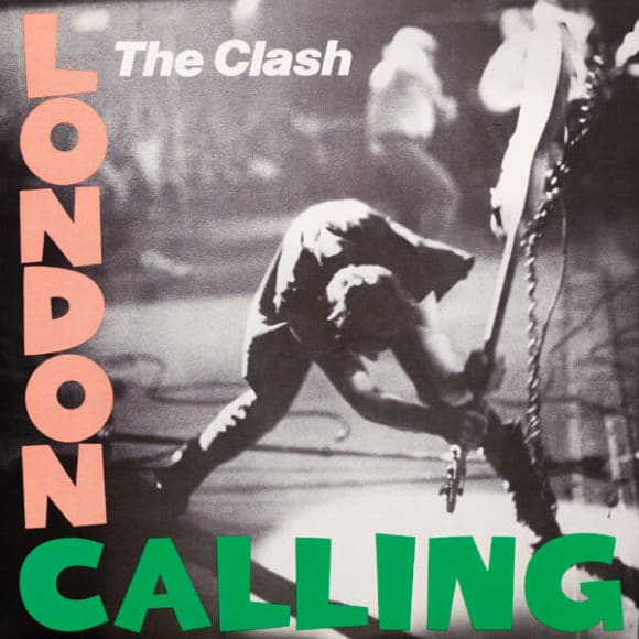 artist: The Clash | title: London Calling | year: 1979 | label: CBS.