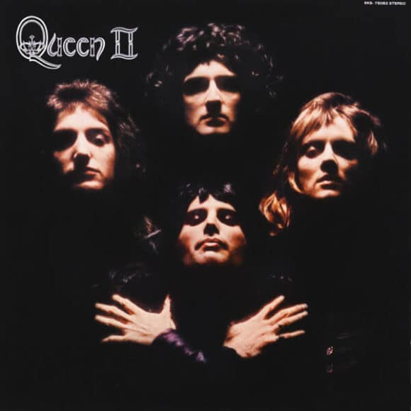 artist: Queen | title: Queen II | year: 1974 | label: EMI/Elektra.