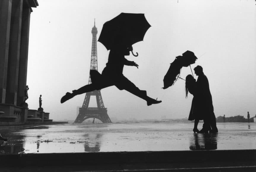 Paris, 1989 © Elliott Erwitt / Magnum Photos, courtesy  OstLicht. Galerie für Fotografie