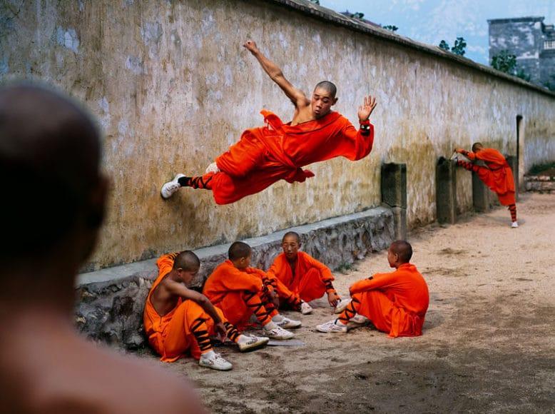 China. The Eyes of Humanity © Steve McCurry / courtesy of the Ernst Leitz Museum, Wetzlar 2021.