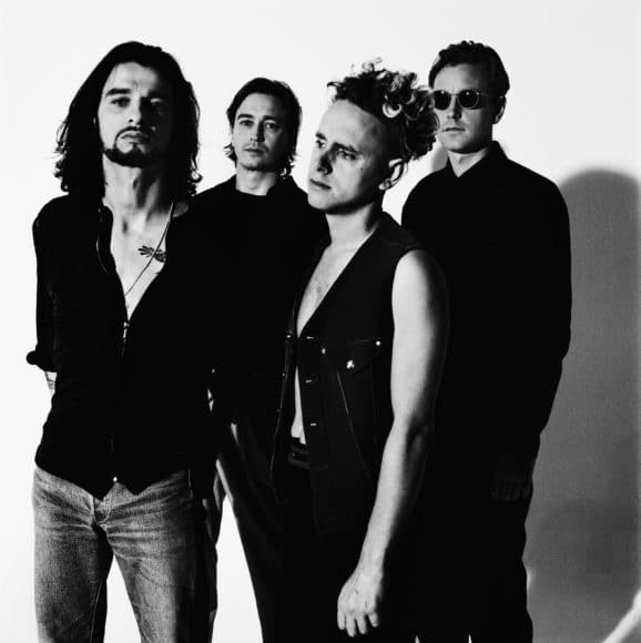 Depeche Mode, © Anton Corbijn, London, 1992, Songs of Faith and Devotion