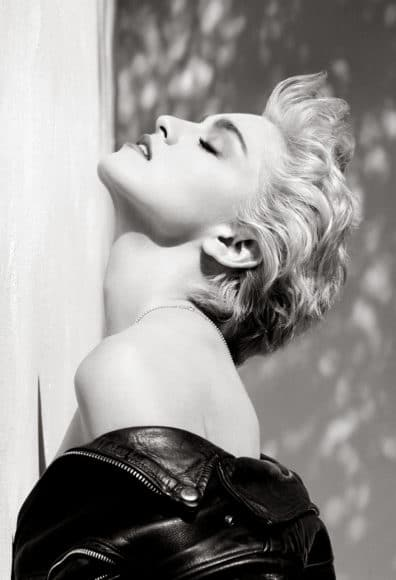 Madonna, True Blue, Hollywood, 1986 © Herb Ritts