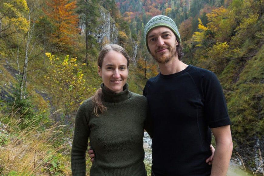 Christine Sonvilla und Marc Graf. © Christine Sonvilla, Marc Graf/Knesebeck Verlag.