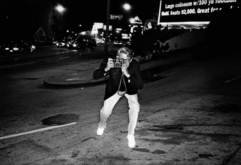 Helmut Newton, Hollywood 1996 © Helmut Newton Estate, courtesy Helmut Newton Foundation.