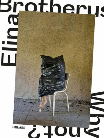"""Elina Brotherus  """"Why not?"""" Hirmer Verlag 160 Seiten, 104 Abbildungen in Farbe. 22,5 x 30 cm, gebunden. Einband mit aufgesetztem Bild, Lesebändchen. ISBN: 978-3-7774-3684-5"""