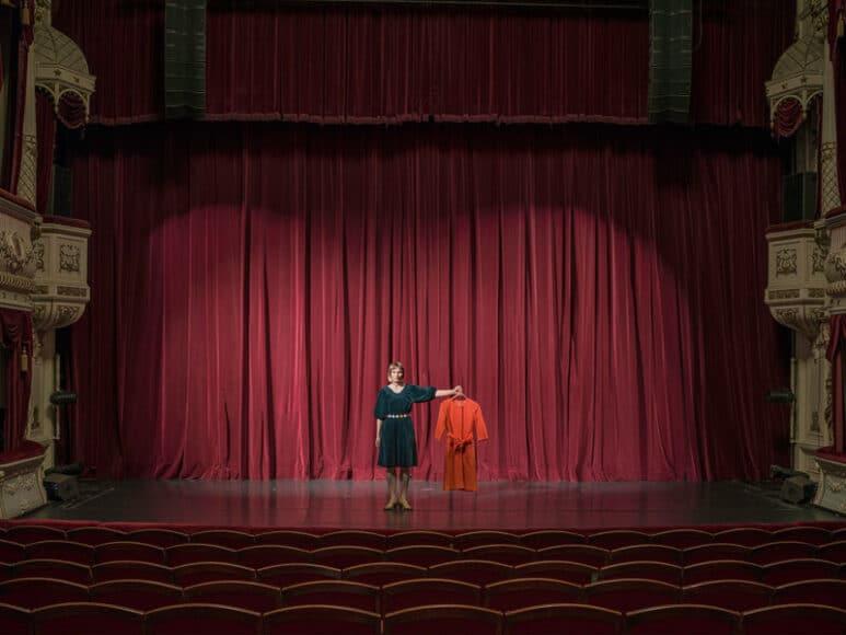 Elina Brotherus, Performance ls Cancelled Due To Illlness, 2017, © VG Bild-Kunst, Bonn 2020.