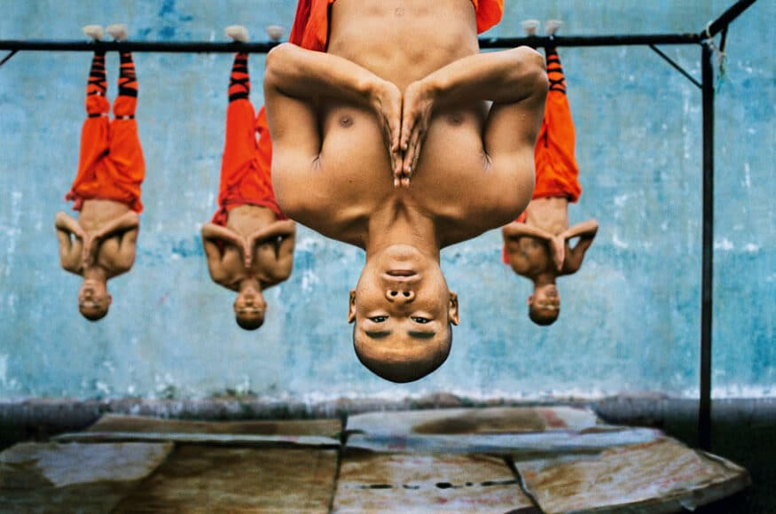 China, 2004 / © Steve McCurry, courtesy Atelier Jungwirth / atelierjungwirth.com