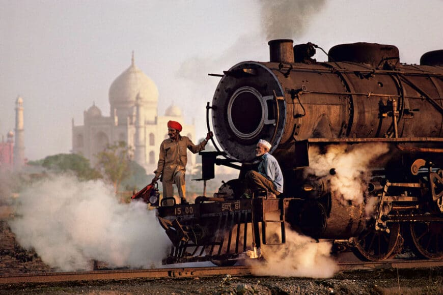 Indien, 1983 / © Steve McCurry, courtesy Atelier Jungwirth / atelierjungwirth.com