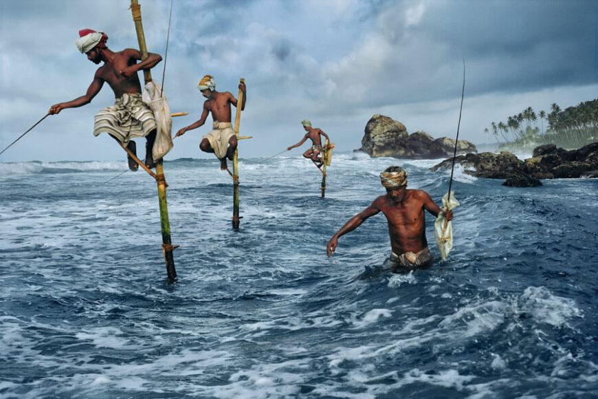 Sri Lanka, 1995 / © Steve McCurry, courtesy Atelier Jungwirth / atelierjungwirth.com