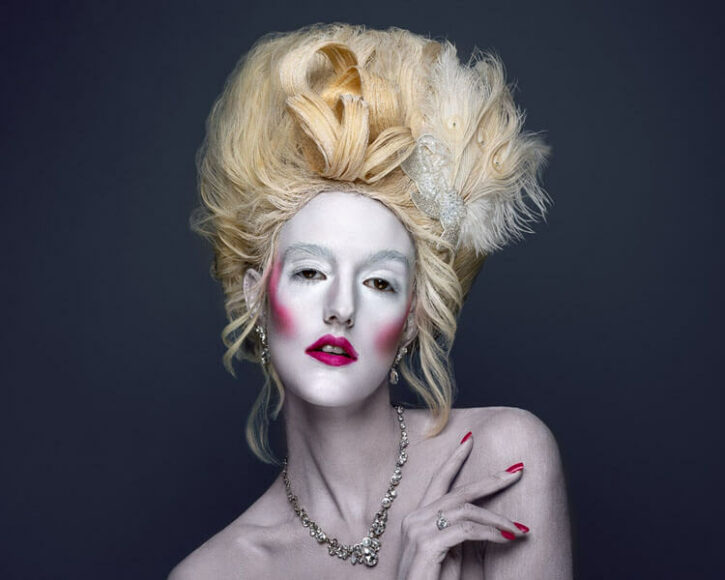 © Lenworth Johnson: Bronze in Advertising/Beauty.