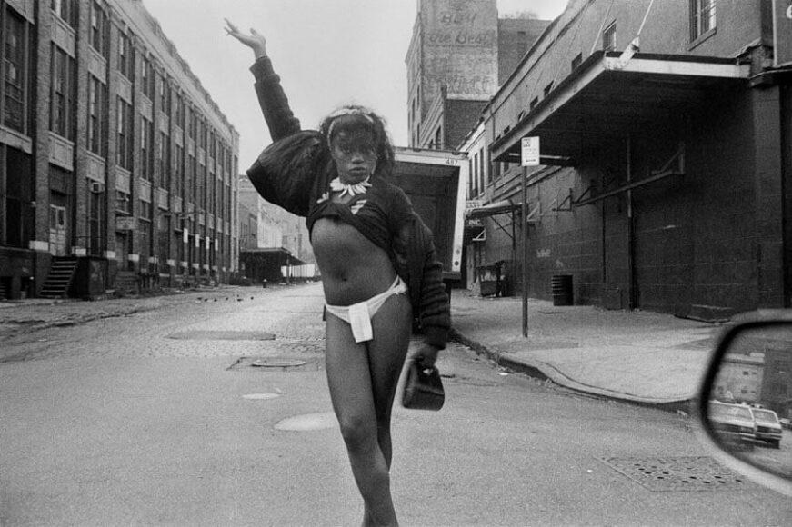 Joseph Rodriguez, Meatpacking District, Greenwich Village, 1984, © Joseph Rodriguez, courtesy Galerie Bene Taschen.