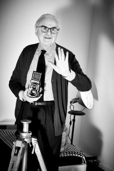 F.C. Gundlach fotografiert von Esther Haase 2013.
