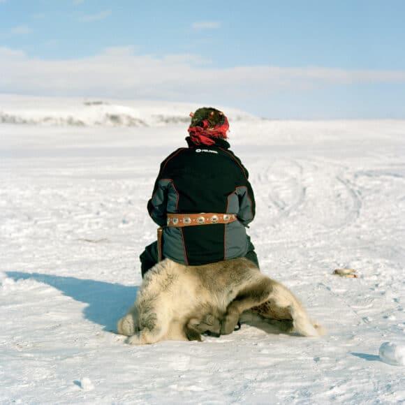 © Céline Clanet, Máze, Laponie norvégienne, 2005-2020