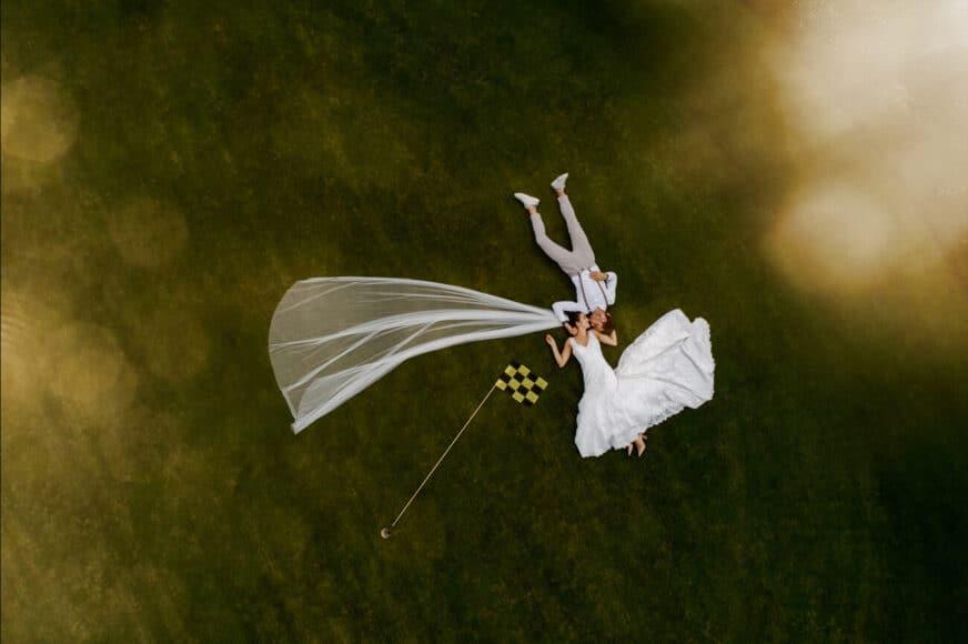 """""""Golf Court Stories"""", Highly Commended in der Kategorie """"Wedding"""": Tobias Froehner (Deutschland)"""